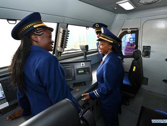 Madaraka Express - Travel Kenya - Online Booking